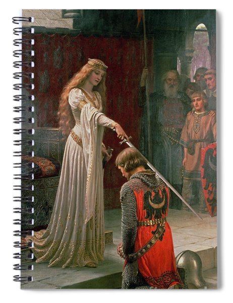 The Accolade Spiral Notebook