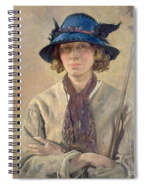 The Angler, 1912 Spiral Notebook