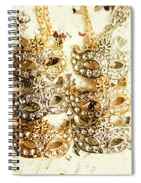 The Antique Jewellery Store Spiral Notebook