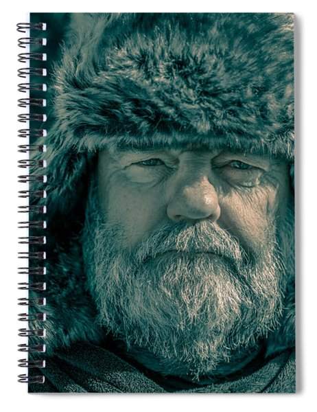 The Archer Spiral Notebook