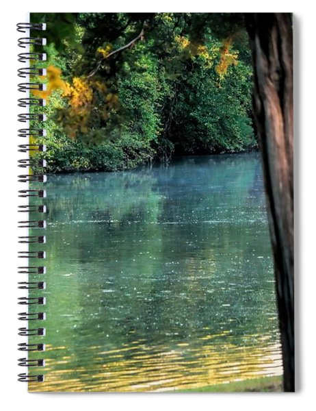 The Arrival Spiral Notebook