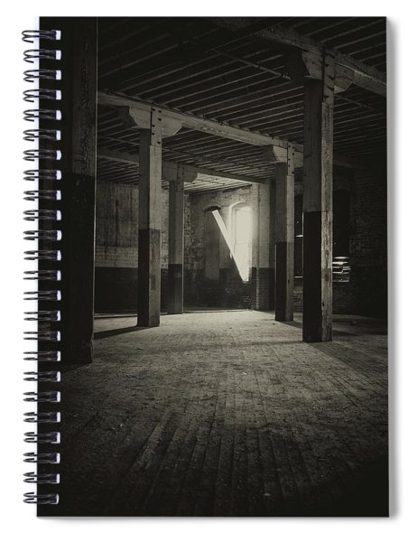 The Back Room Spiral Notebook