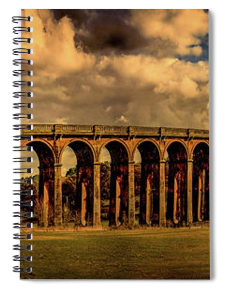 The Balcombe Viaduct Spiral Notebook