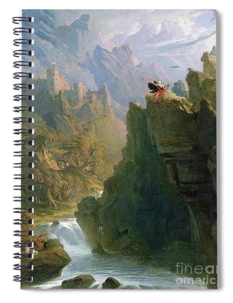 The Bard Spiral Notebook