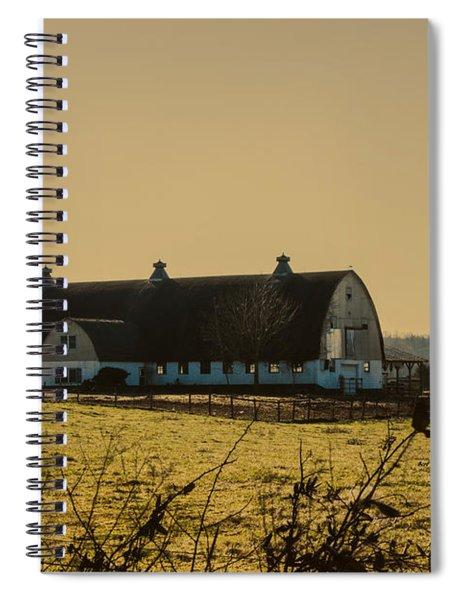 The Barn Spiral Notebook