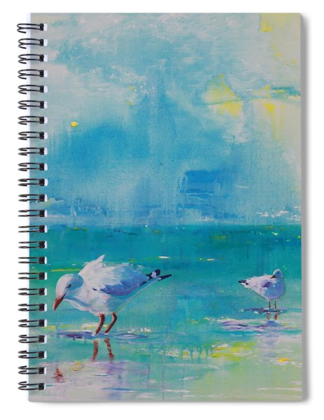 The Beach Boys Spiral Notebook
