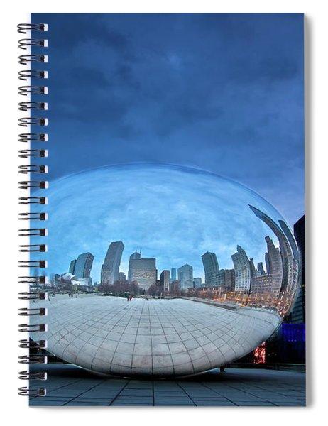 The Bean Spiral Notebook