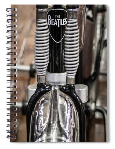 The Beatles Spiral Notebook