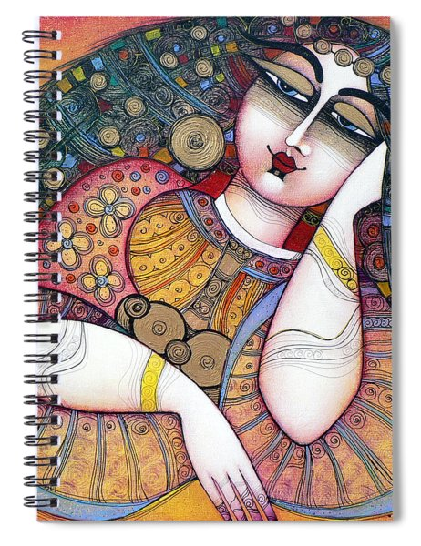 The Beauty Spiral Notebook