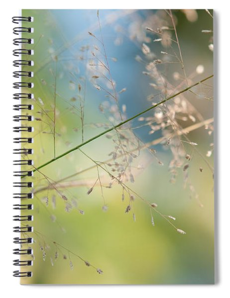 The Beauty Of The Earth. Natural Watercolor Spiral Notebook