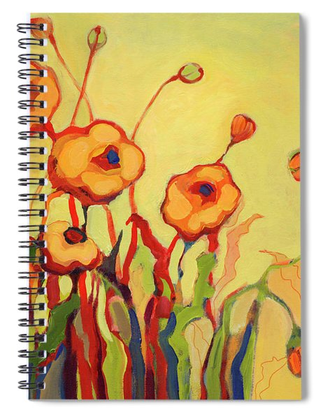 The Beckoning Spiral Notebook by Jennifer Lommers