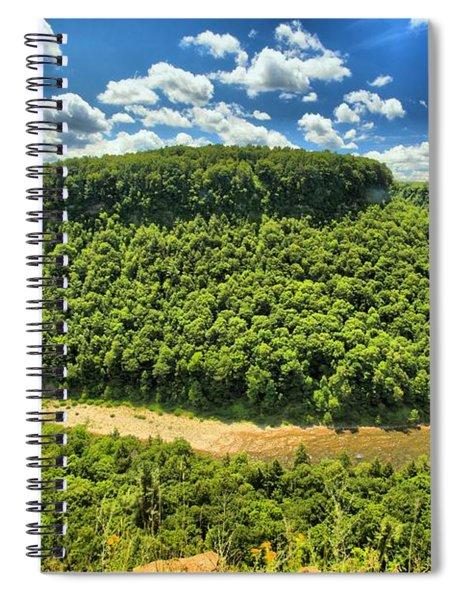 The Big Bend Spiral Notebook