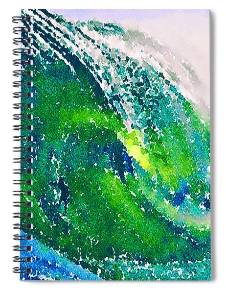 The Big Green Spiral Notebook