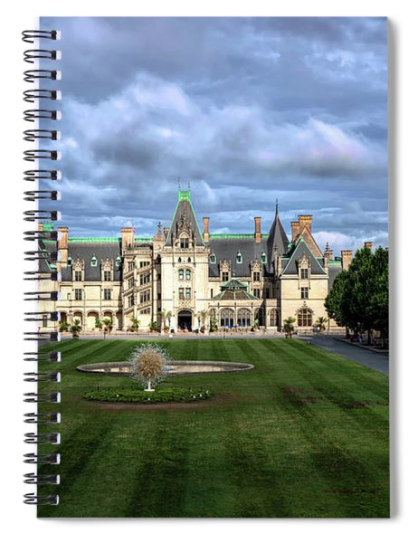 The Biltmore Spiral Notebook
