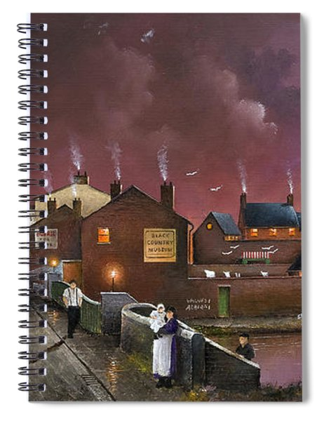 The Black Country Museum Spiral Notebook
