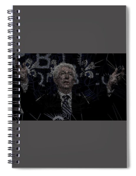 The Bloke Who Turned Bloc Spiral Notebook