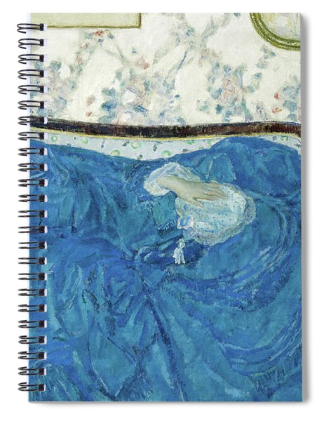 The Blue Gown, 1917  Spiral Notebook