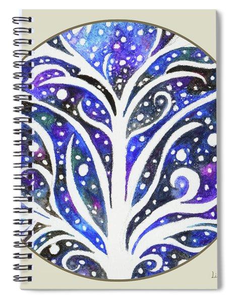 The Blue Period Spiral Notebook