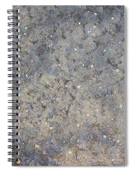 The Blue Spiral Notebook
