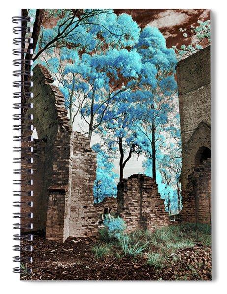 The Boydtown Church II Spiral Notebook