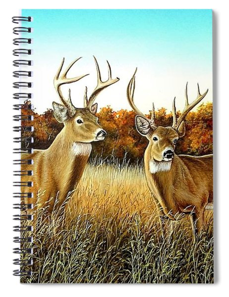The Boys Spiral Notebook
