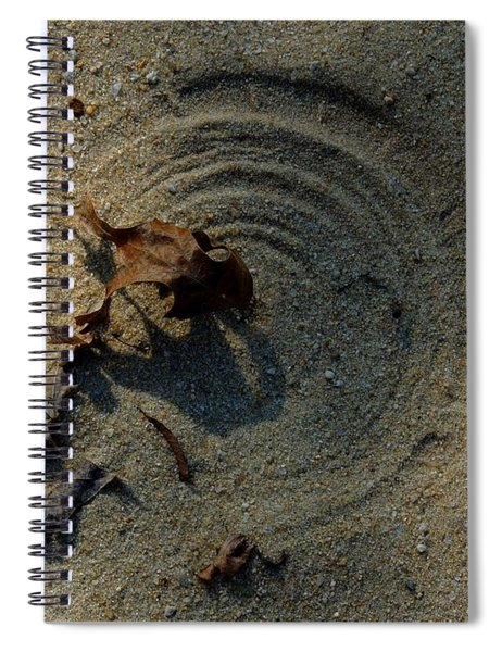 The Breath Of God - Study #2 Spiral Notebook