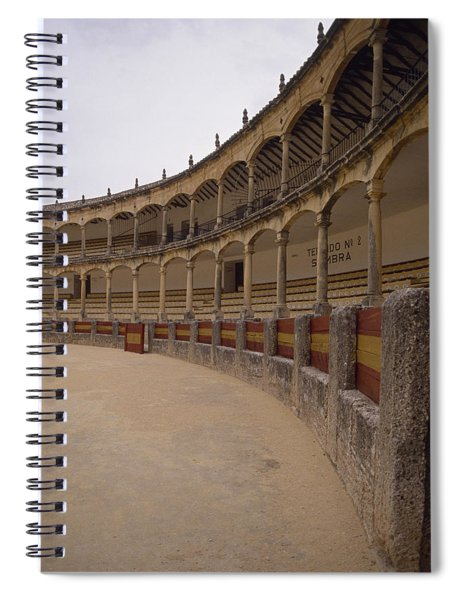 The Bullring Spiral Notebook