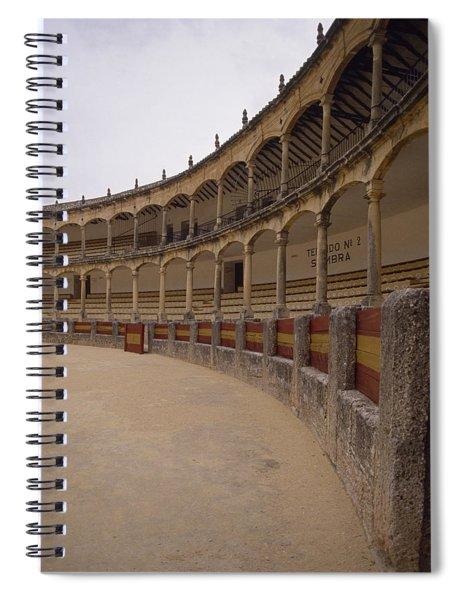 The Bullring Spiral Notebook
