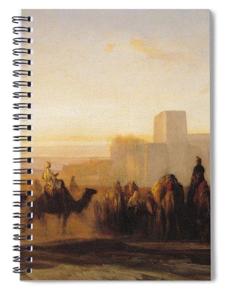 The Caravan Spiral Notebook