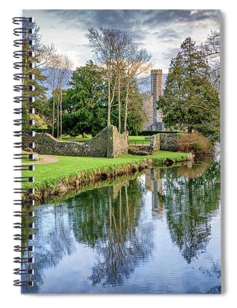 The Castle Walk Spiral Notebook