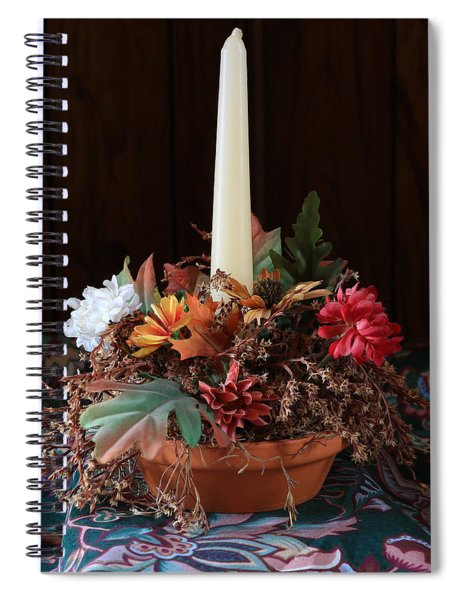 The Centerpiece Spiral Notebook