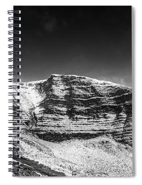The Challenge Spiral Notebook