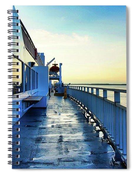 The Chi-cheemaun Spiral Notebook