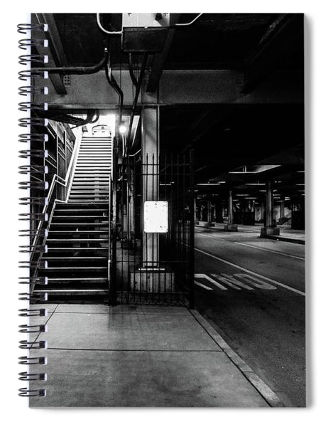 The Chi Lite Spiral Notebook