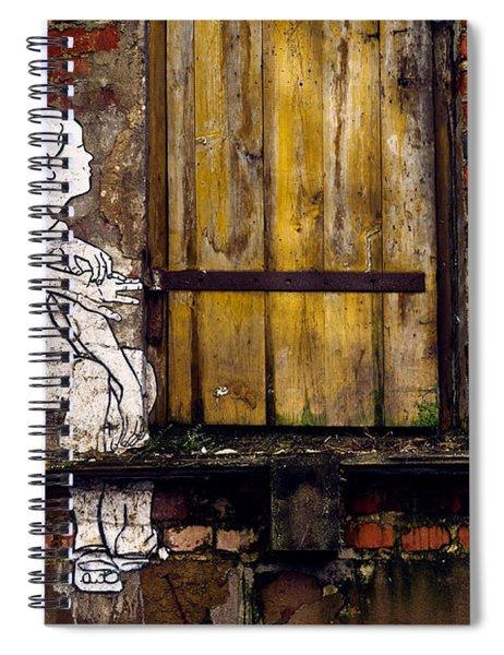 The Child's View Spiral Notebook