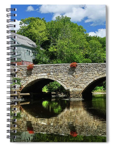 The Choate Bridge Spiral Notebook