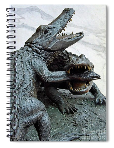 The Chomp Spiral Notebook