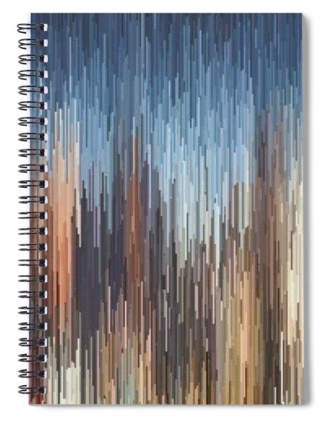 The Cities Spiral Notebook