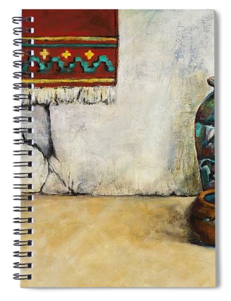 The Clay Pots Spiral Notebook