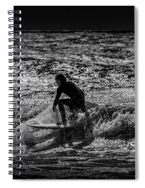 The Close Out Spiral Notebook