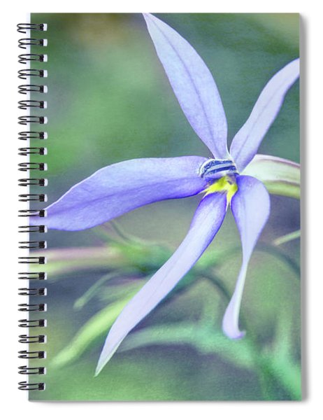 The Color Of Summer II Spiral Notebook