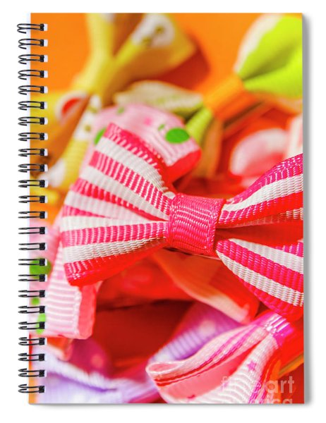 The Colourful Accessory Store Spiral Notebook