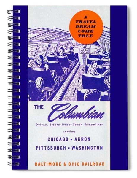 The Columbian Spiral Notebook
