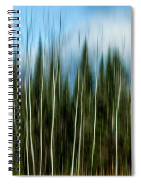 The Counsel Of Trees Spiral Notebook
