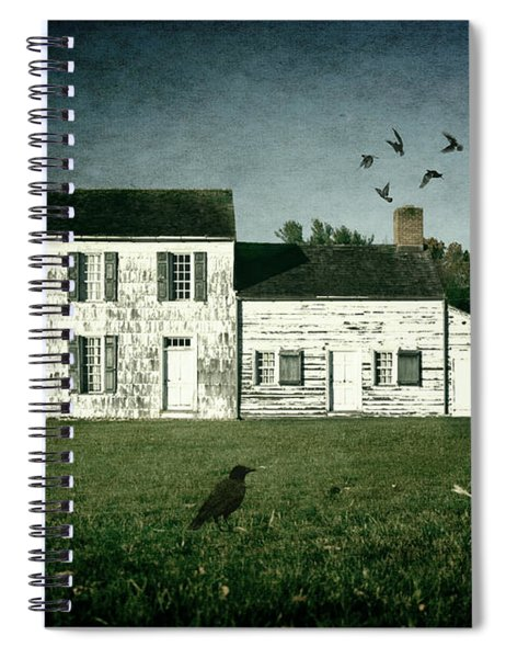 The Craig House II Spiral Notebook