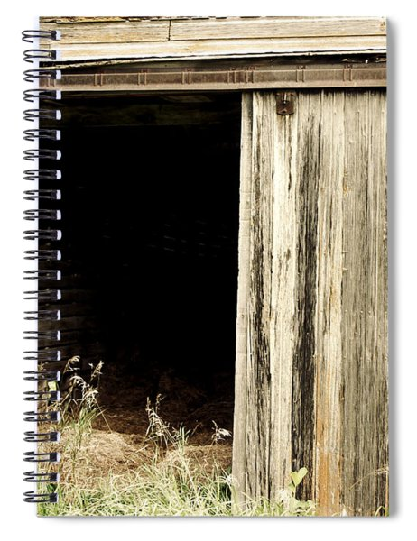 The Crib Spiral Notebook