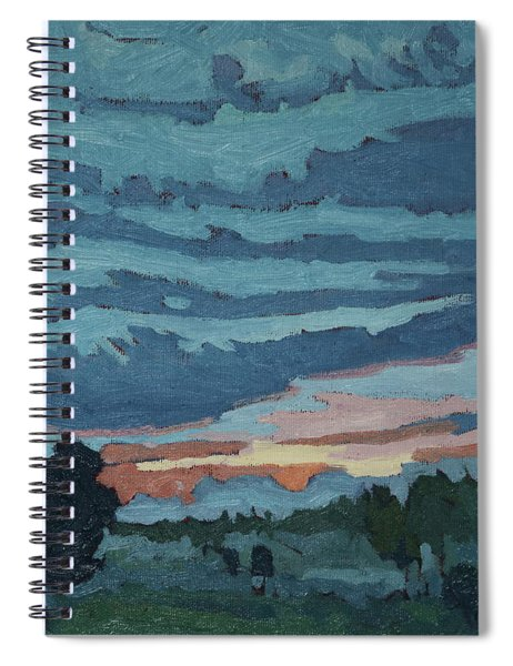 The Daily News Spiral Notebook