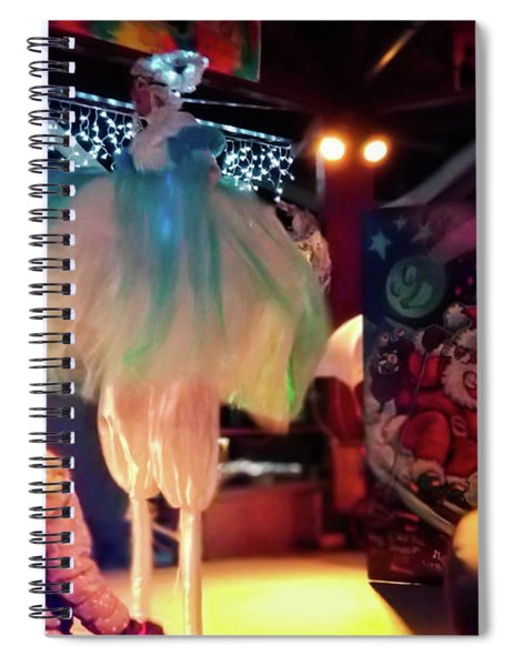 The Dance- Spiral Notebook
