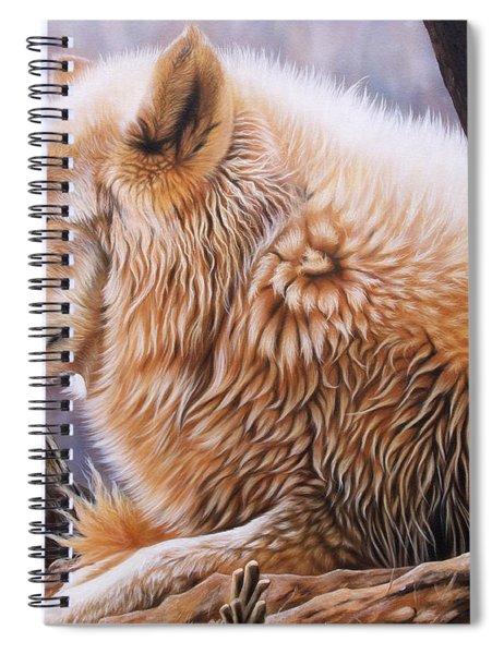 The Daystar Spiral Notebook