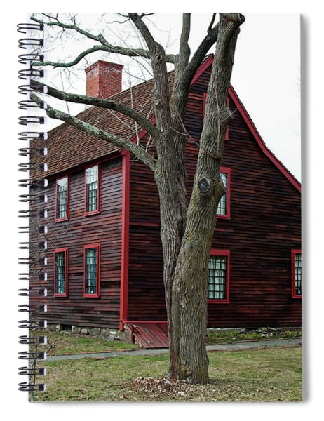 The Deane Winthrop House Spiral Notebook